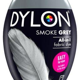 dylon machine dye pods 350g fabric dye pod smoke grey